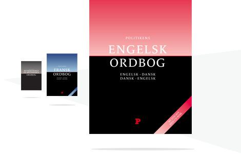 dansk og engelsk ordbog