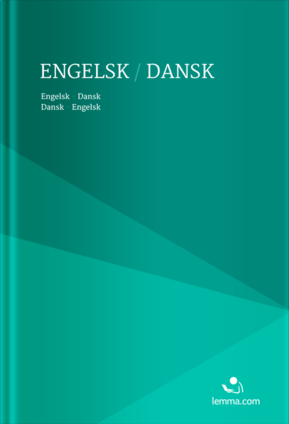 Ordbogen Danish-English / English-Danish dictionary