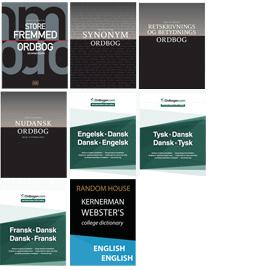 Ordbogen.com - Danmarks største online ordbog.